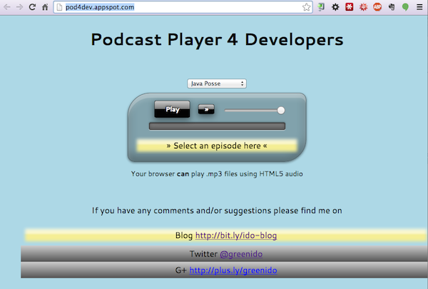 podcasts for developers on topics that will improve you