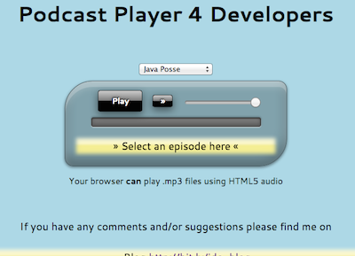 podcasts for developers